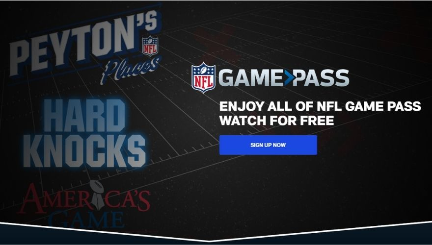 How to watch NFL games - NFL Game Pass