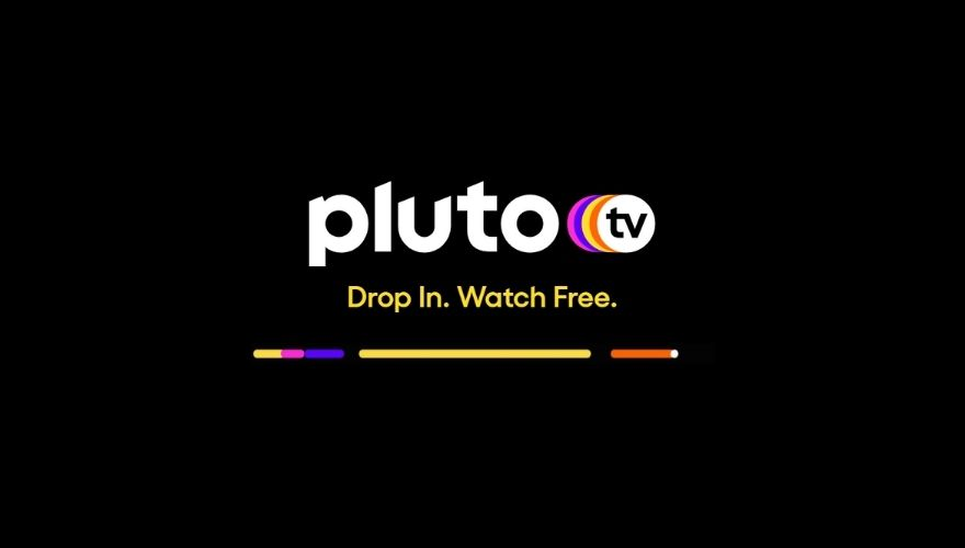 Pluto TV intro