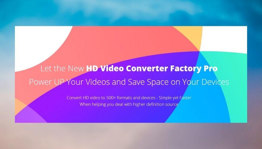 WonderFox HD Video Converter Factory presentation