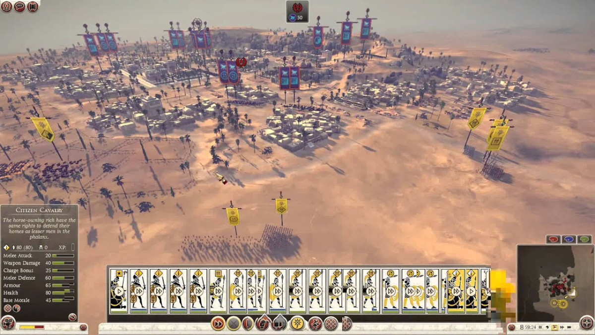Total War: ROME II on Linux