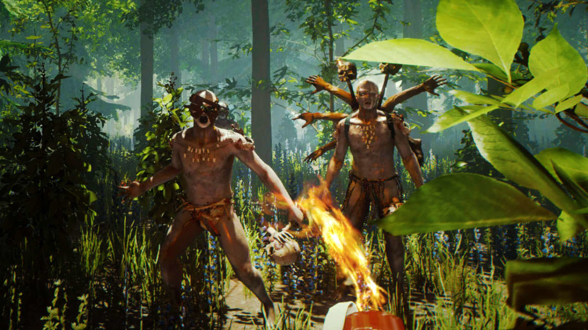 The Forest on Linux