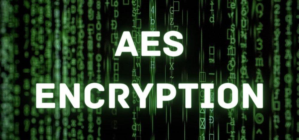 AES Encryption explained