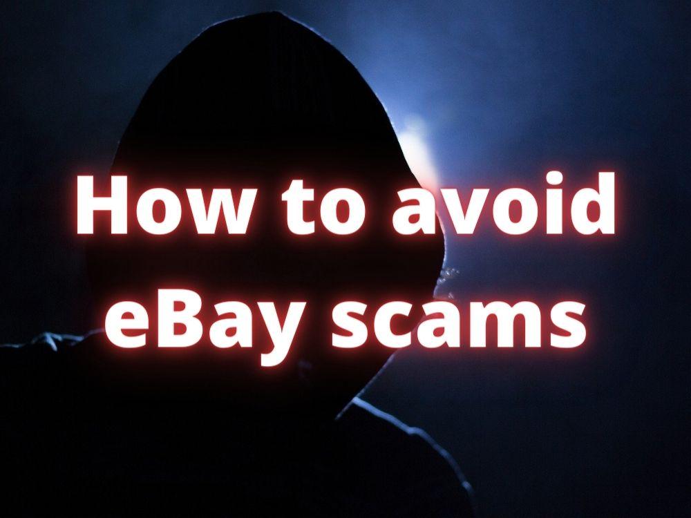 avoid eBay scams