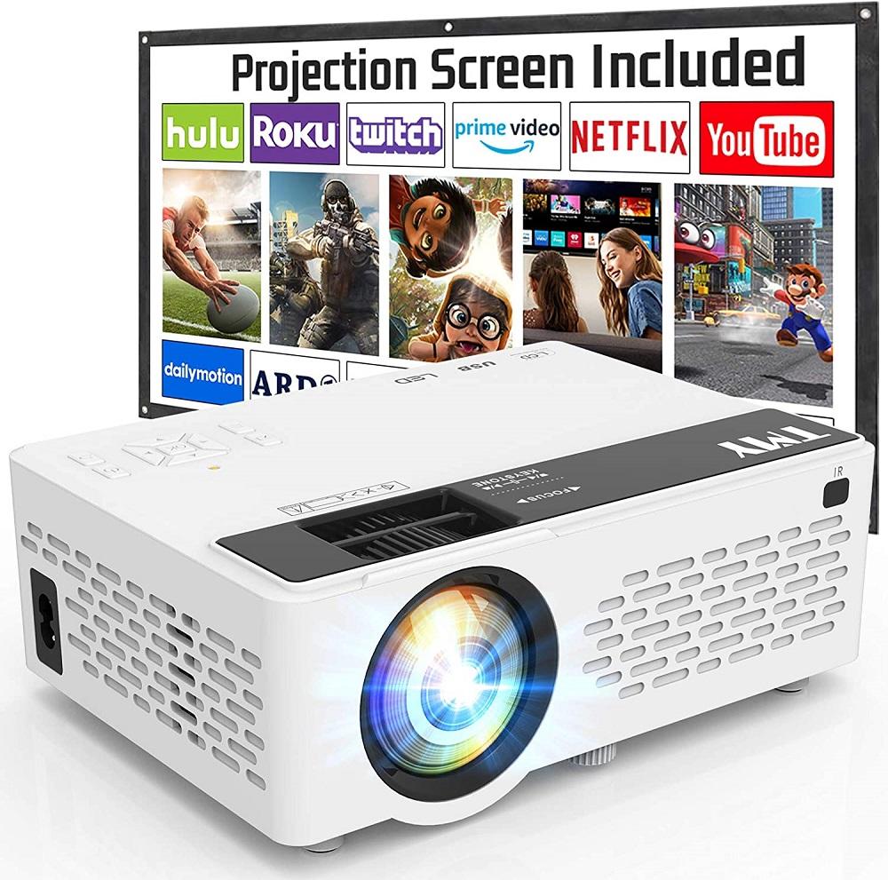 TMY V08 720P Native Projector