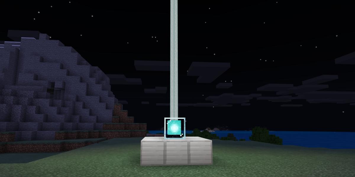 minecraft beacon