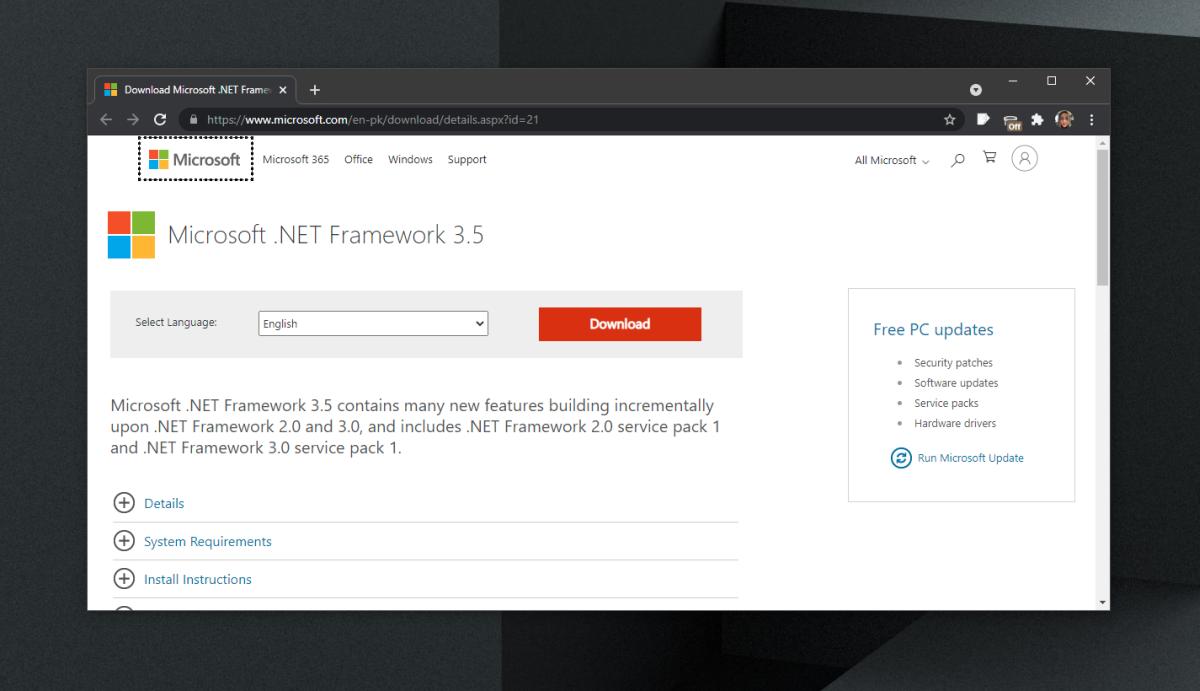net framework 3-5