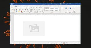 move pictures in Microsoft Word