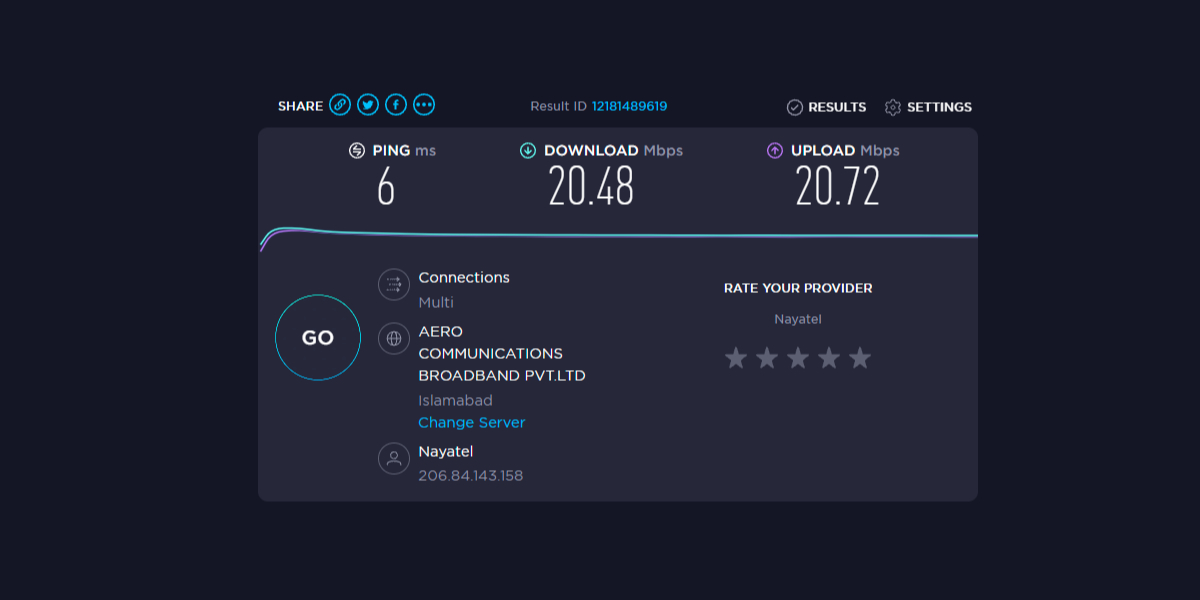 speed test net