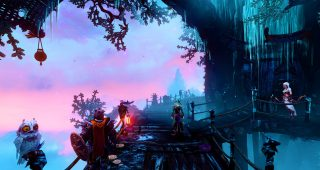 How to play Trine Enchanted Edition on Linux